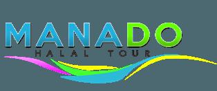 Paket WISATA MANADO HALAL Tour Logo